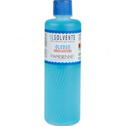 SOLVENTE OLEOSO SENZA ACETONE 125 ml - PARISIENNE