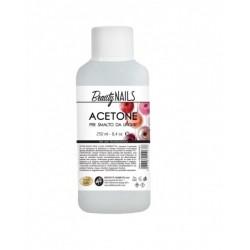 SOLVENTE PER UNGHIE ACETONE 250 ml - DFT