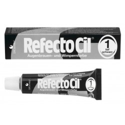 COLORANTE REFECTOCIL SOPRACCIGLIA 15 ml - KEPRO/1 NERO SCURO