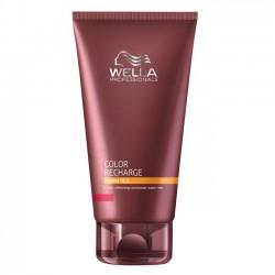 MASCHERA COLOR RECHARGE 200 ml WELLA/WR ROSSO CALDO