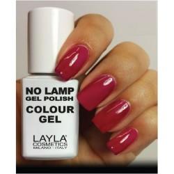 SMALTO NO LAMP GEL POLISH LAYLA/11 IMPERIAL
