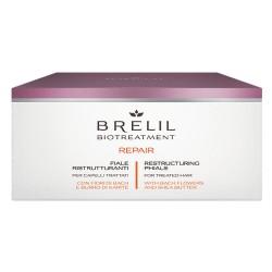 FIALE RISTRUTTURANTI BIO TREATMENT REPAIR 12x10 ml - BRELIL