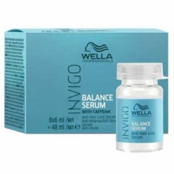 INVIGO FIALE ANTICADUTA BALANCE 8x6ml  WELLA