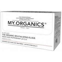 MY ORGANICS REVITALIZING ELIXIR 12x6 ml